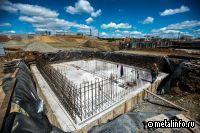 На Учалинском ГОКе продолжается строительство второй очереди очистных сооружений промышленных сточных вод