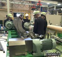 КМЭЗ получил первые электролизеры для производства фольги
