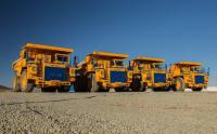 Быстринский ГОК увеличивает парк технологического автотранспорта